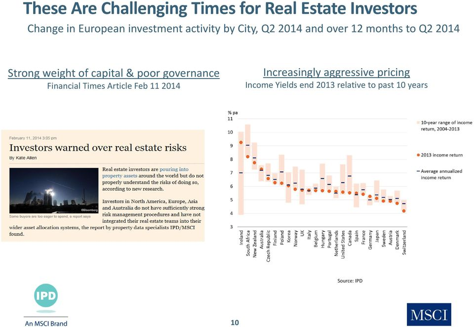 of capital & poor governance Financial Times Article Feb 11 Increasingly