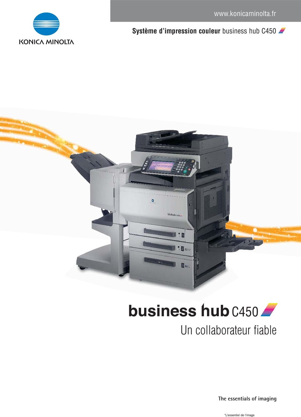 couleur business hub C450