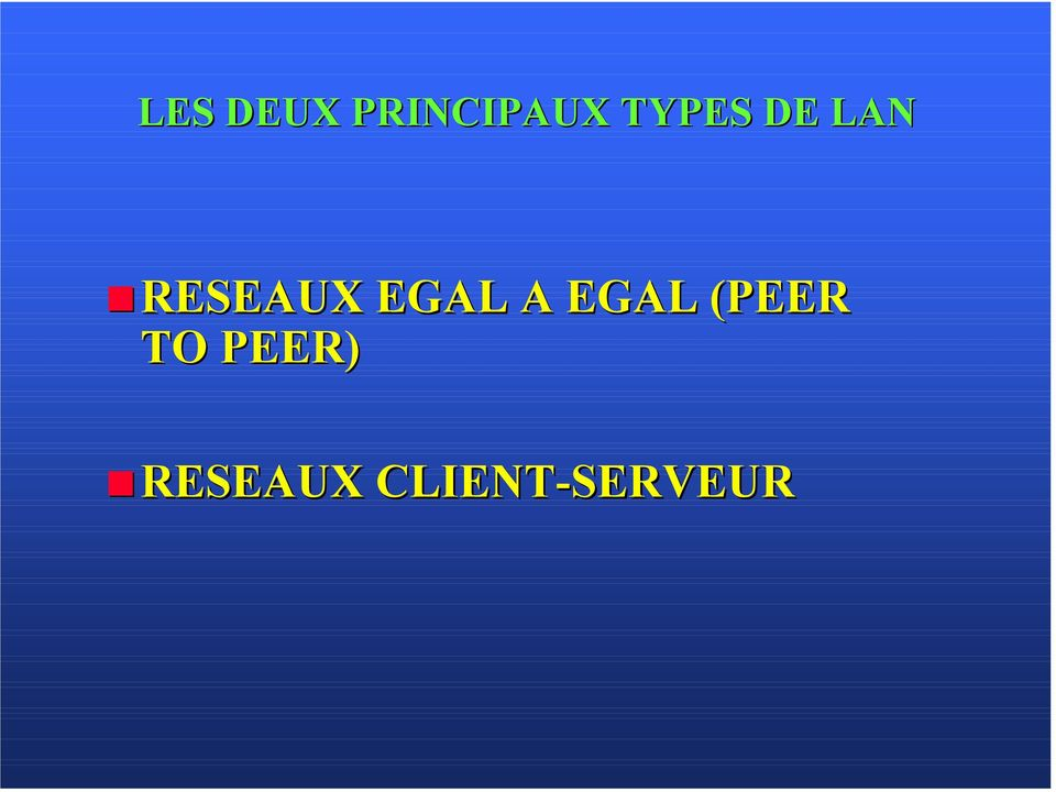 EGAL A EGAL (PEER TO