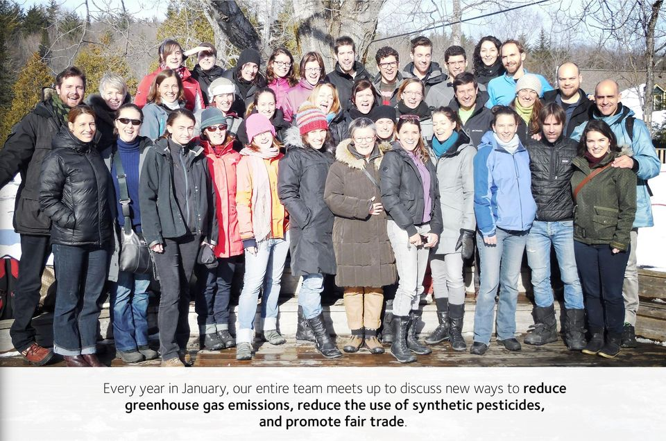greenhouse gas emissions, reduce the use