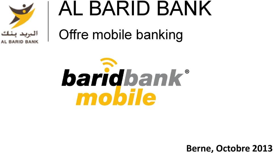 barid bank mobile java