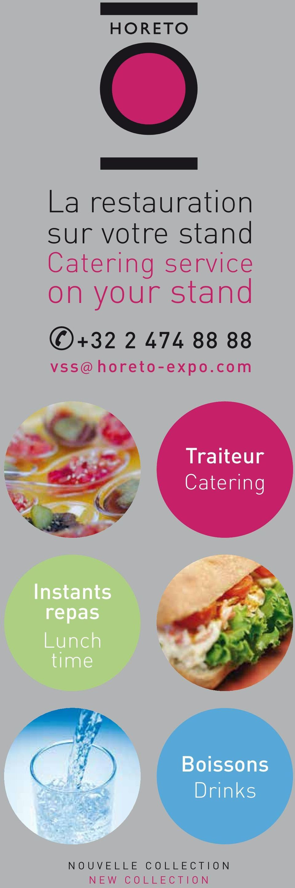 com Traiteur Catering Instants repas Lunch time