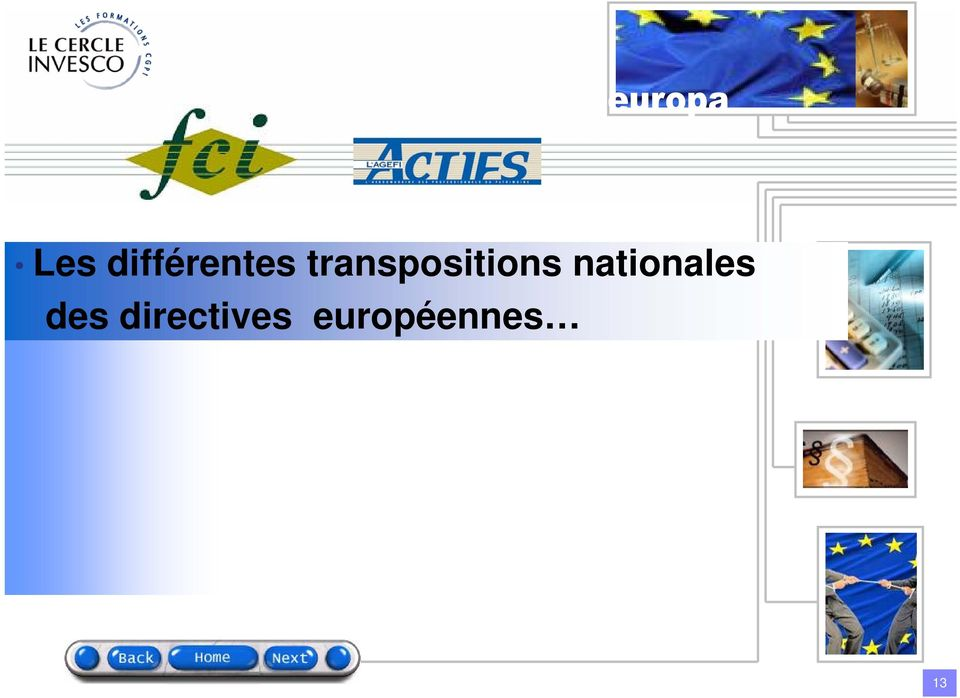nationales des