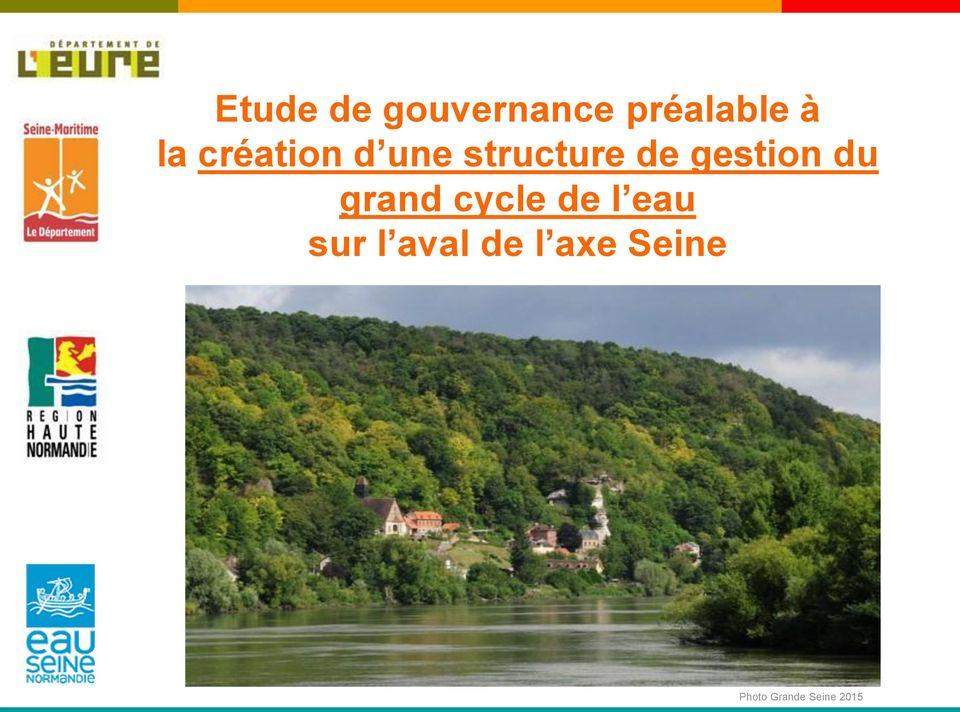 du grand cycle de l eau sur l aval