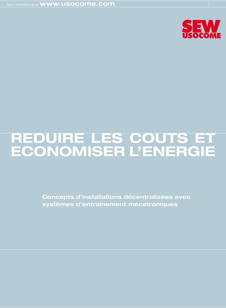 energie Concepts d installations