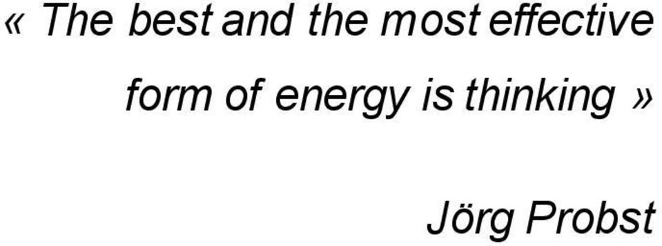 form of energy is