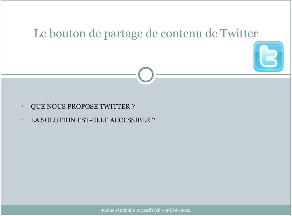 NOUS PROPOSE TWITTER?