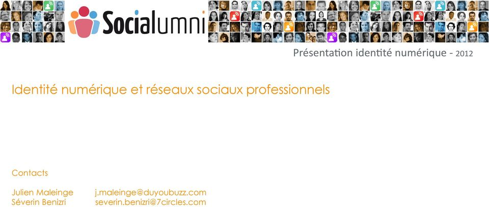 professionnels Contacts Julien Maleinge