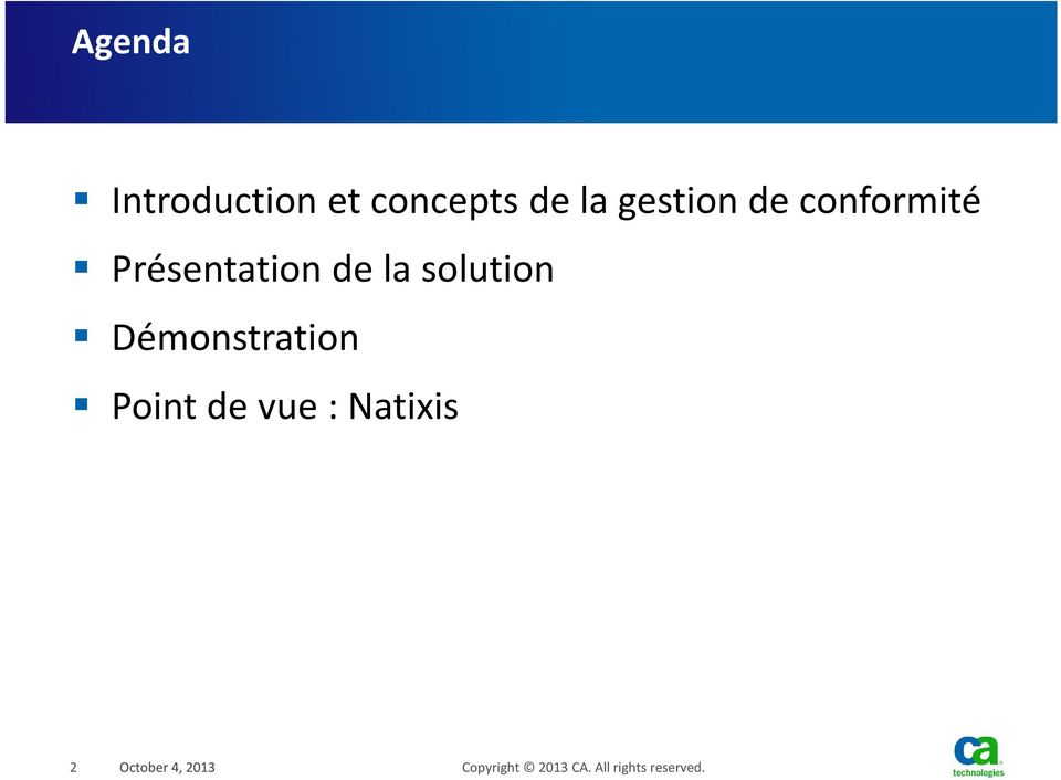 Démonstration Point de vue : Natixis 2