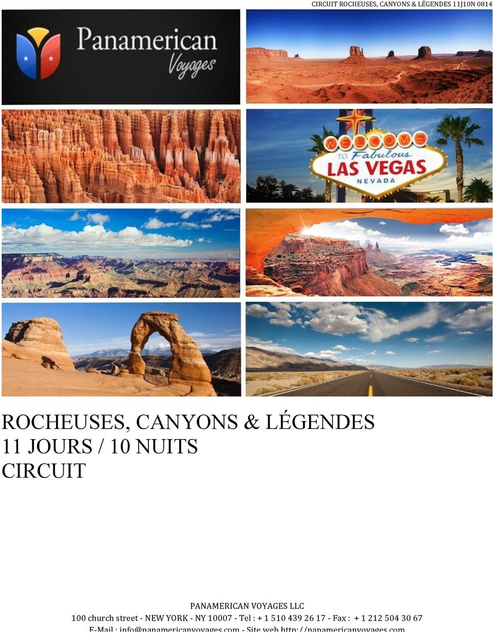 ROCHEUSES, CANYONS &