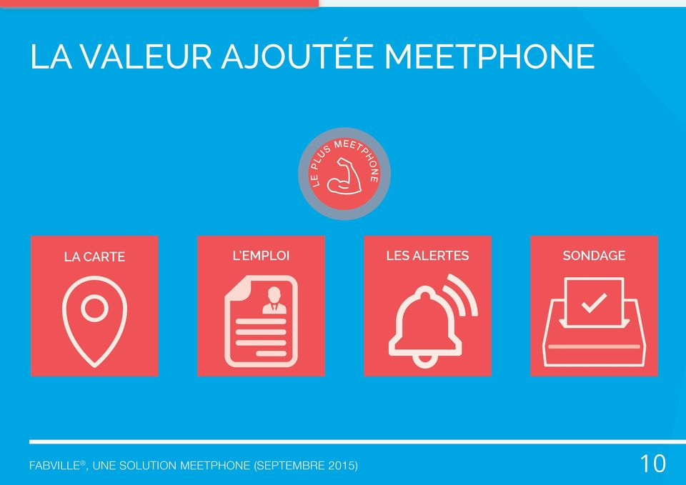 MEETPHONE LA CARTE L