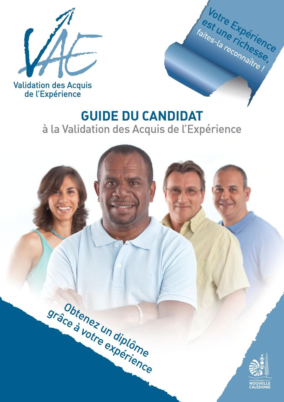 Guide du candidat à la Validation des
