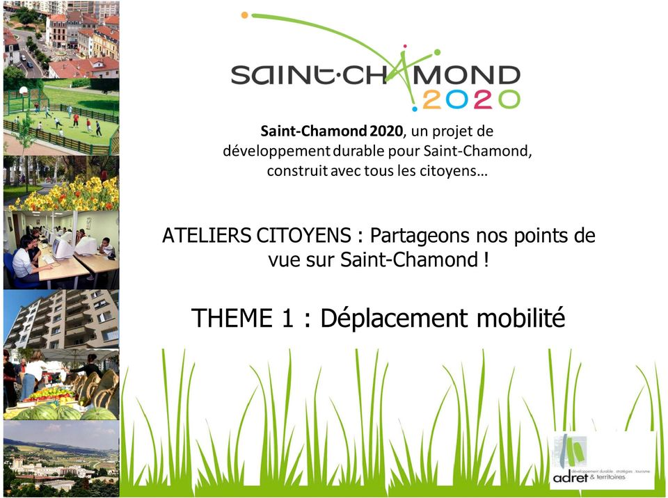 citoyens ATELIERS CITOYENS : Partageons nos points