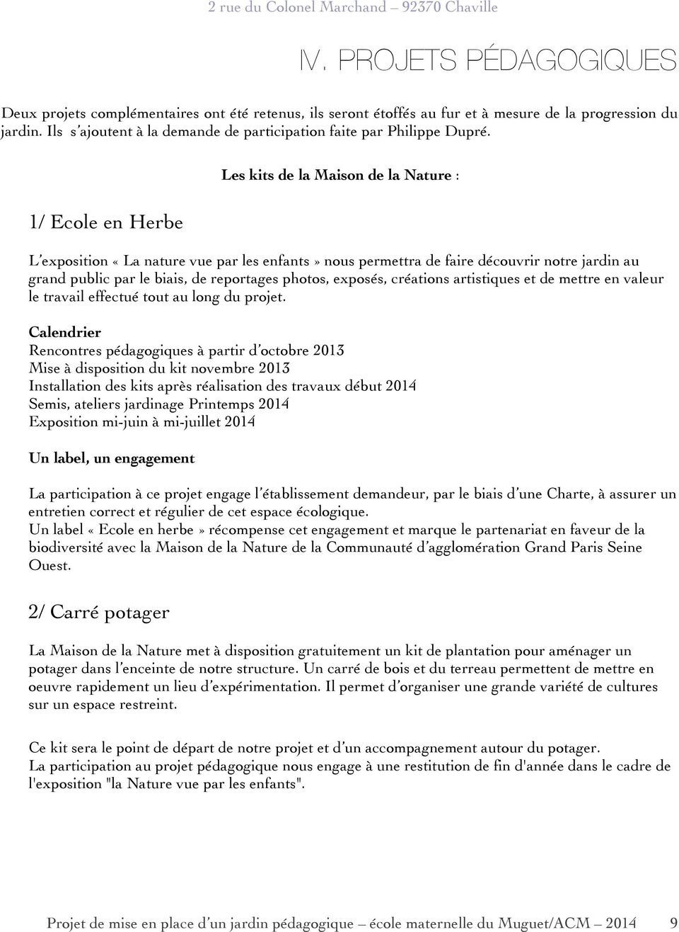 calendrier rencontre can 2013