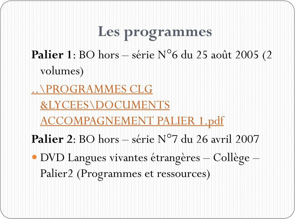 .\programmes CLG &LYCEES\DOCUMENTS ACCOMPAGNEMENT PALIER 1.