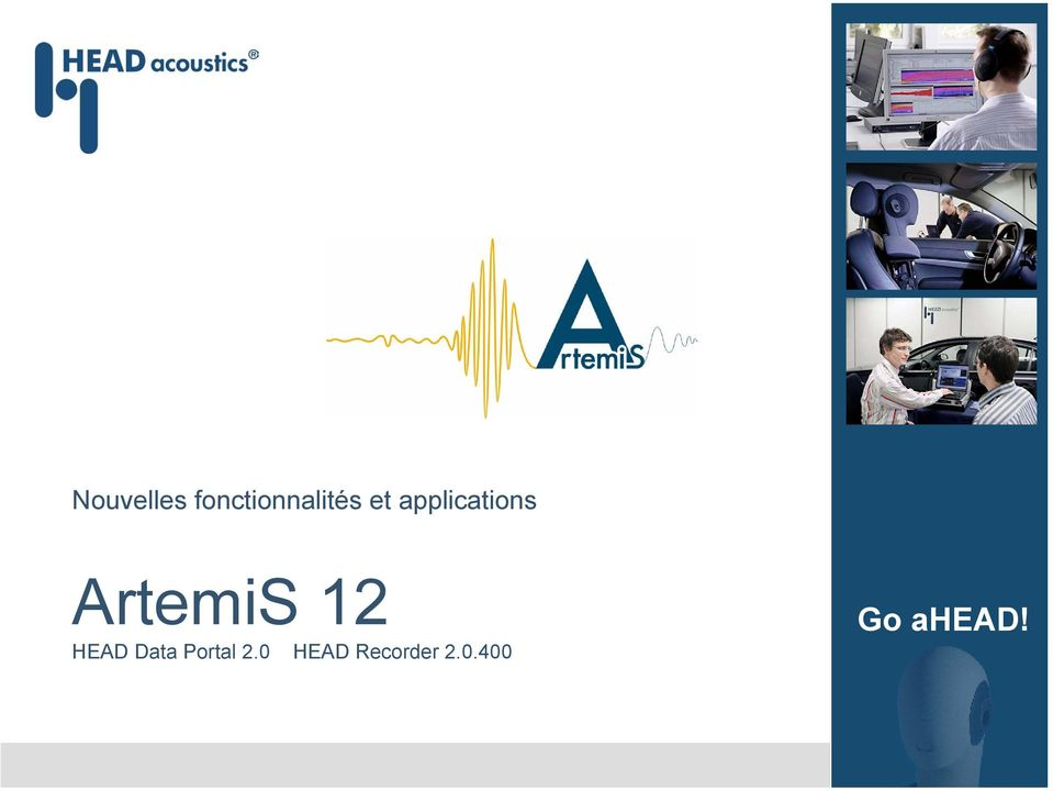 applications ArtemiS 12