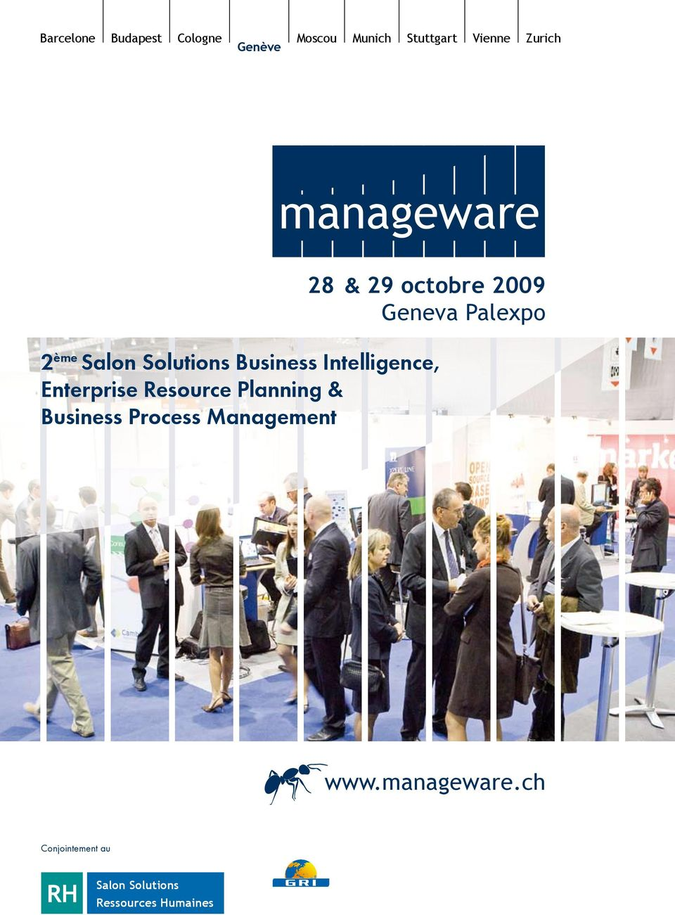 Resource Planning & Business Process Management www.manageware.