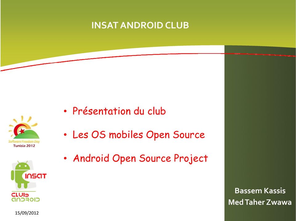mobiles Open Source Android