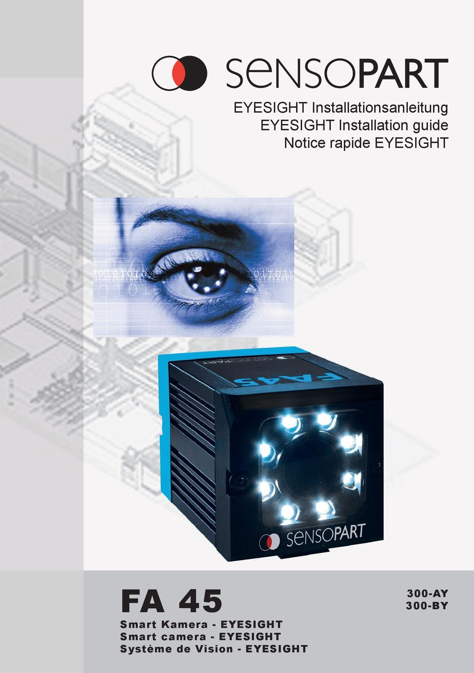 45 Smart Kamera - EYESIGHT Smart camera -