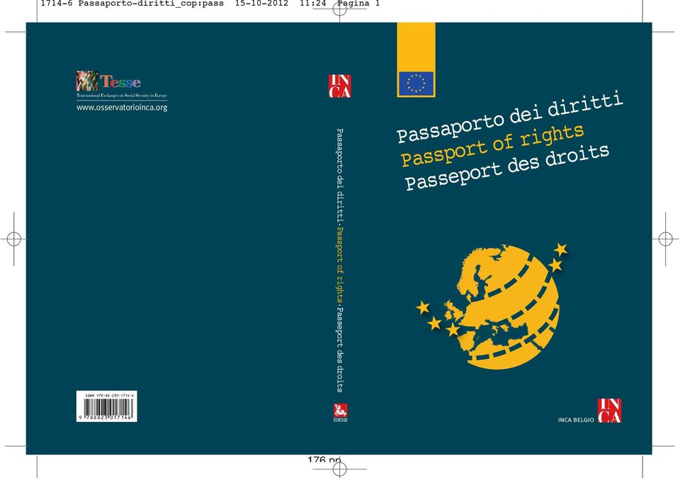 org ISBN 978-88-230-1714-6 Passaporto dei diritti Passport of rights Passeport des