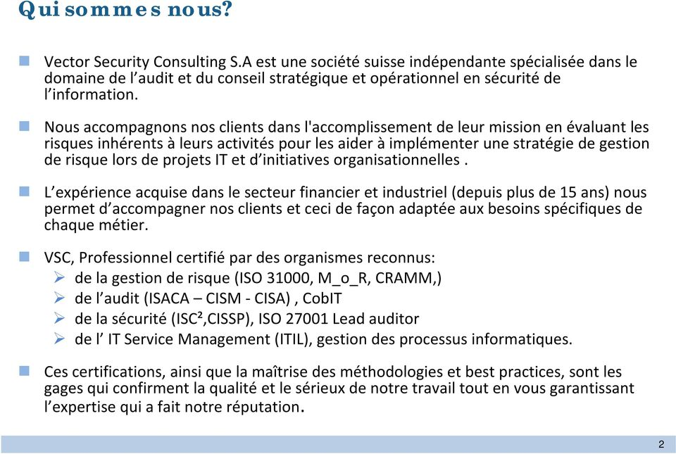 projets IT et d initiatives organisationnelles.