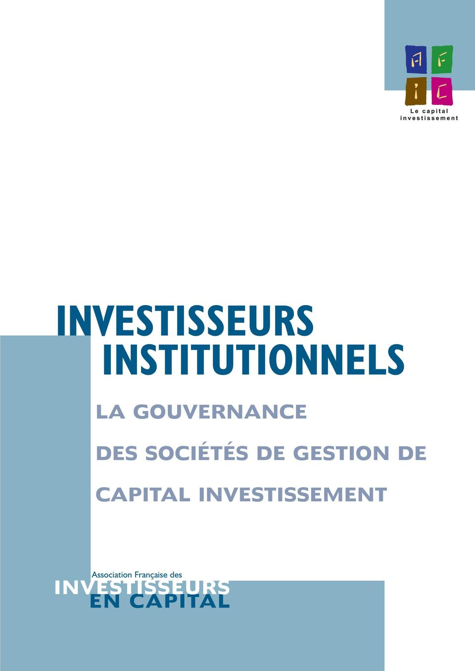 DE CAPITAL INVESTISSEMENT