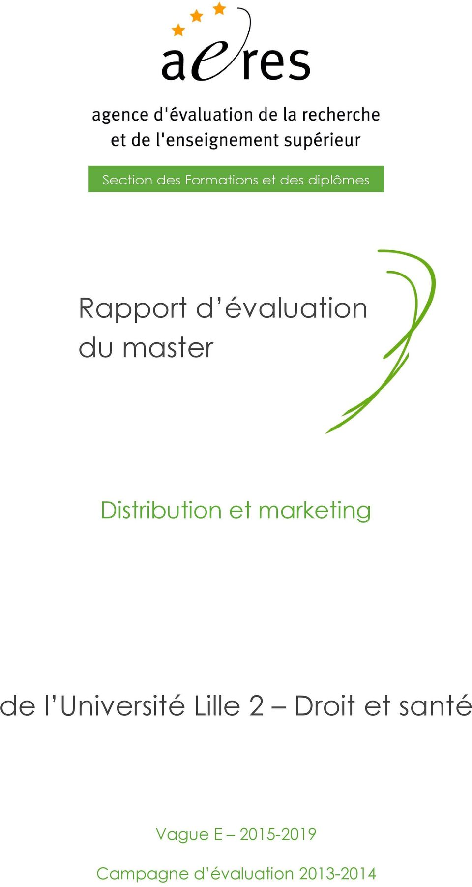 et marketing de l Université Lille 2 Droit et