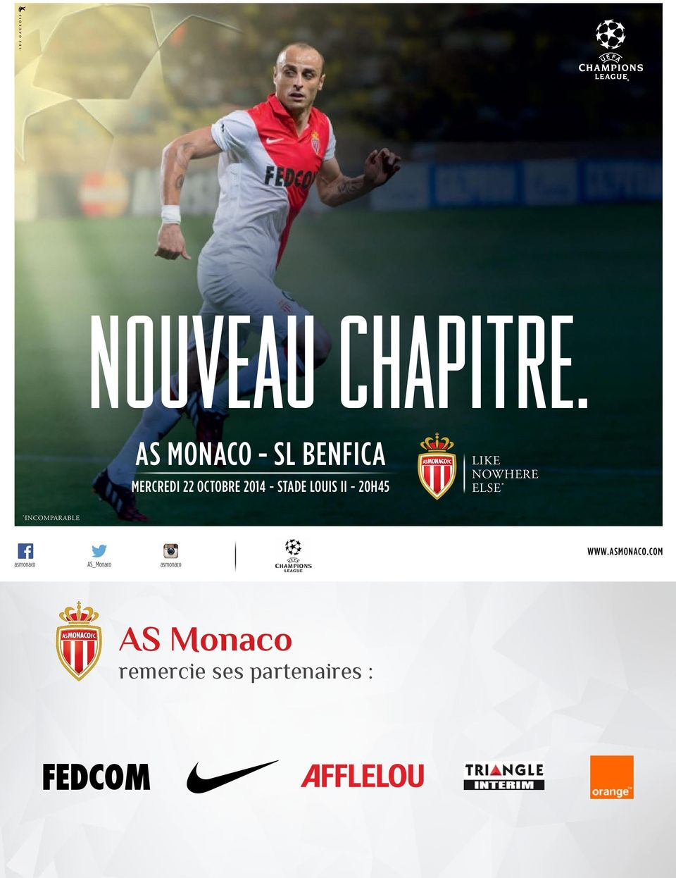 20H45 LIKE NOWHERE ELSE * * INCOMPARABLE asmonaco AS_Monaco