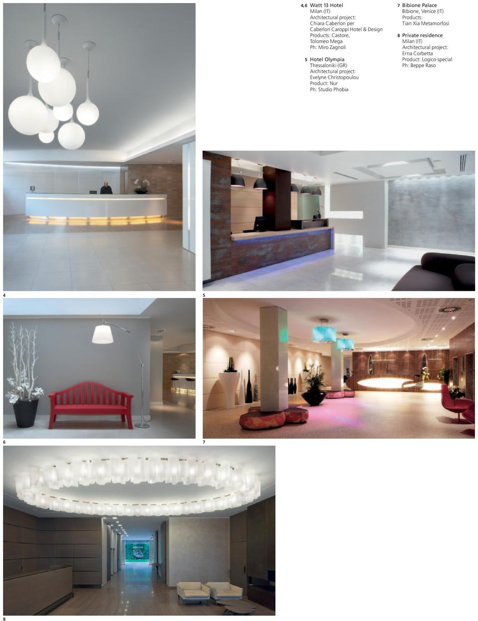 Product: Nur Ph: Studio Phobia 7 8 Bibione Palace Bibione, Venice (IT) Products: Tian Xia