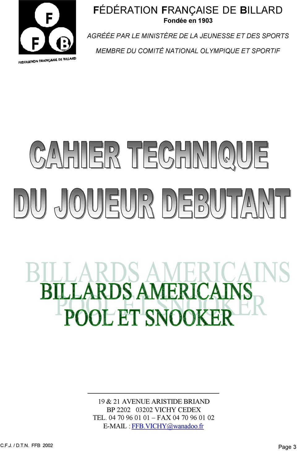 how to play snooker pdf