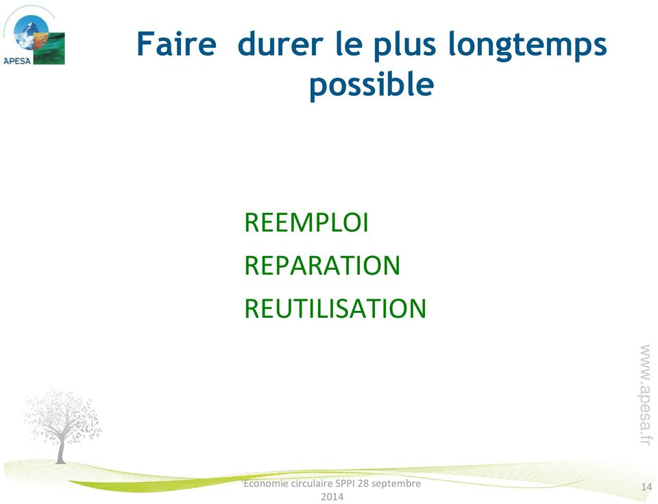 possible REEMPLOI