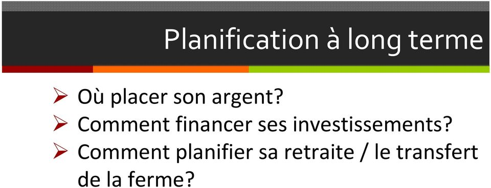 Comment financer ses