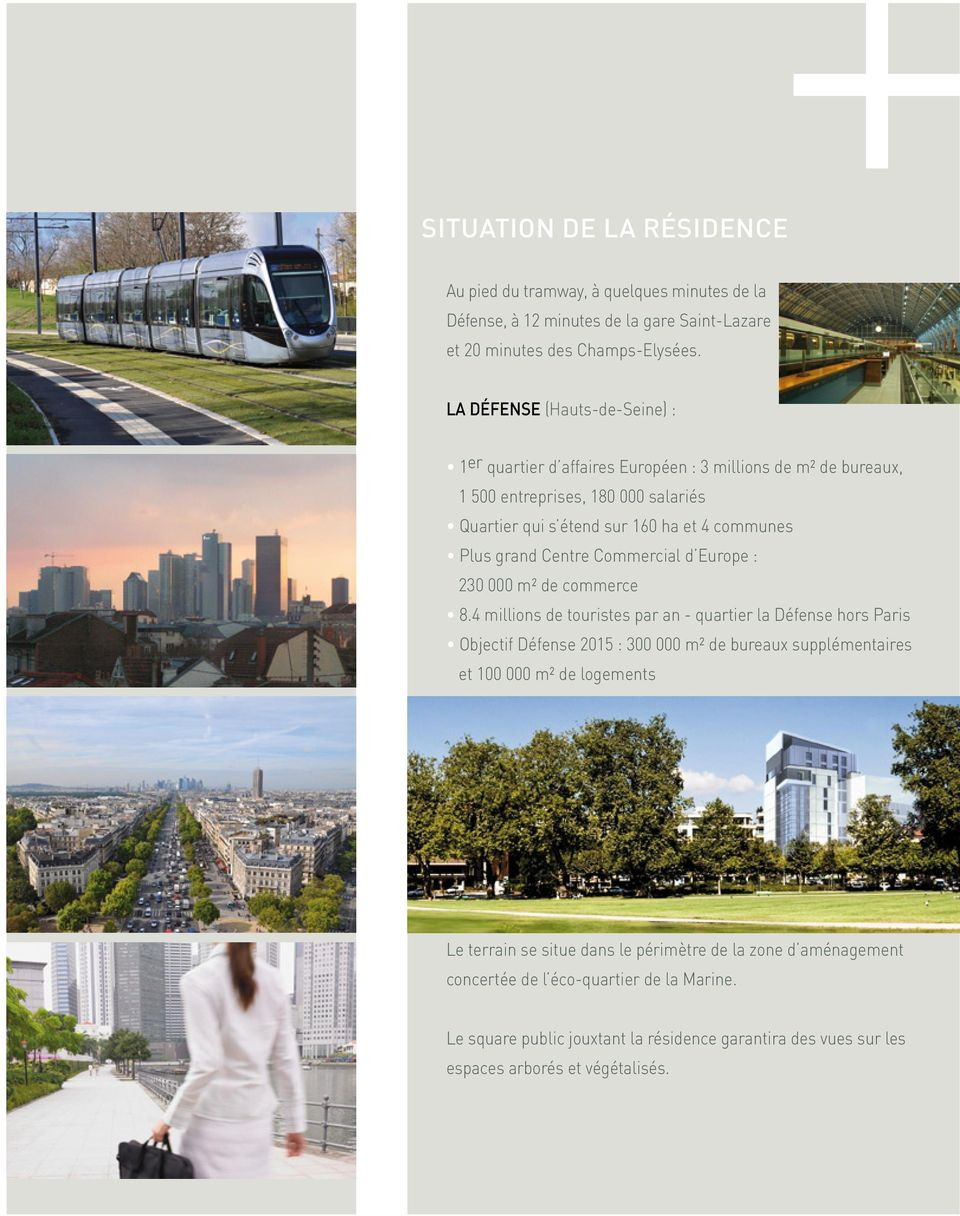 Centre Commercial d Europe : 230 000 m² de commerce 8.