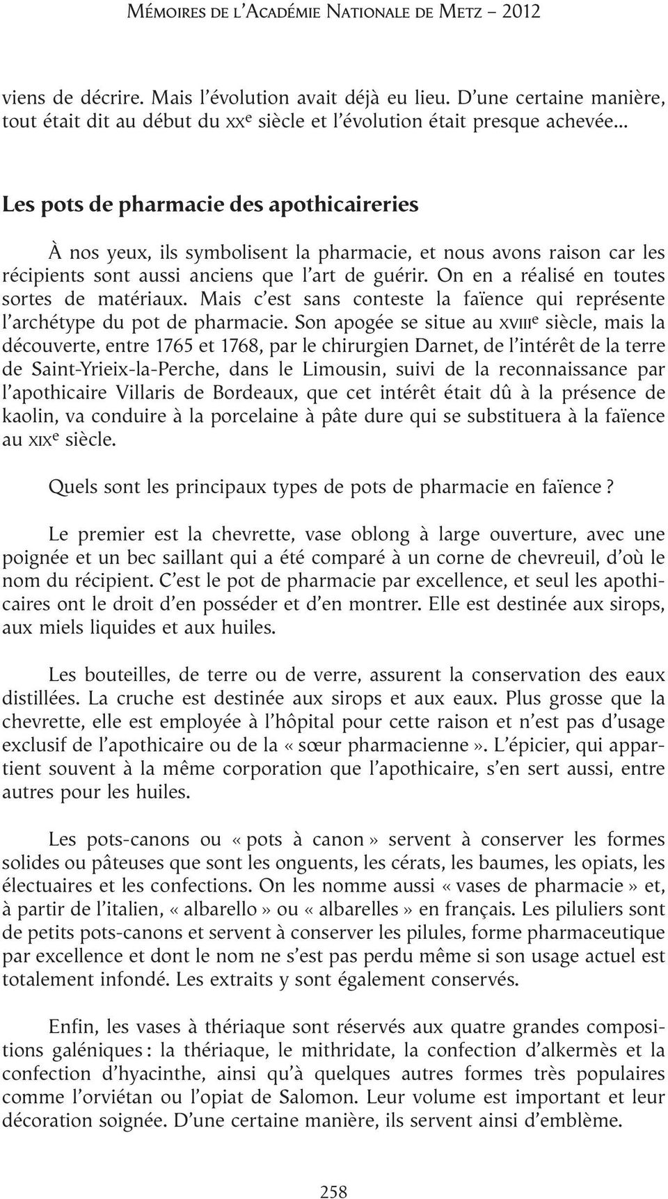 bouteilles type apothycaire