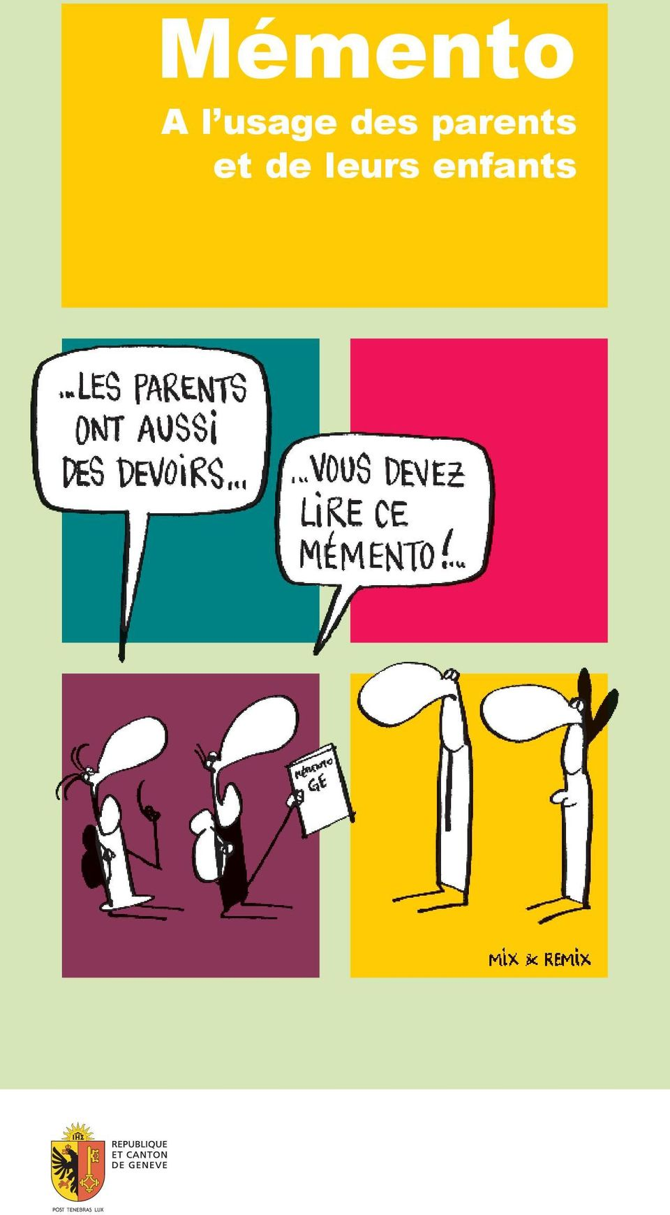 parents et