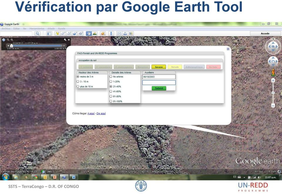 Earth Tool SSTS