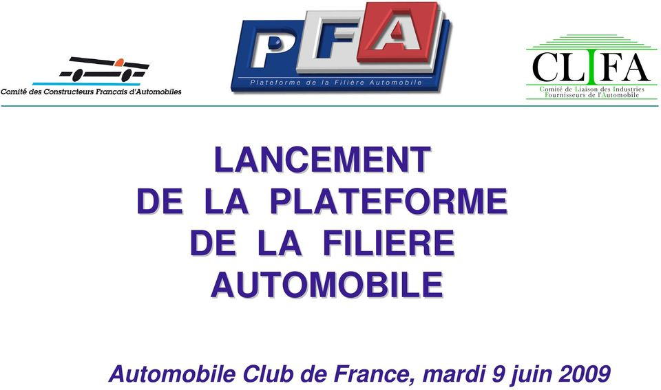 Automobile Club de France,