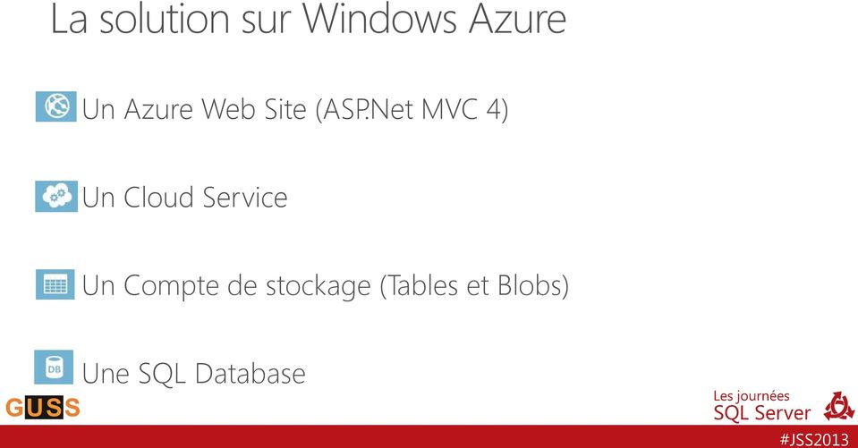 Net MVC 4) Un Cloud Service Un