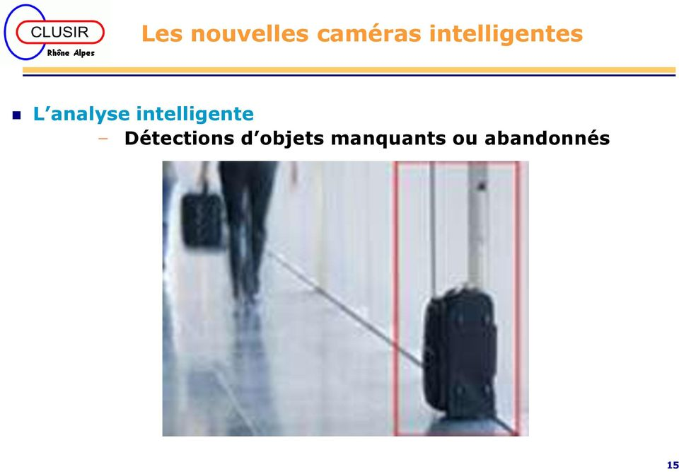 intelligente Détections d
