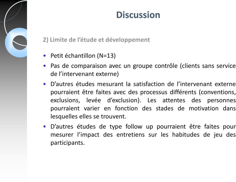 (conventions, exclusions, levée d exclusion).