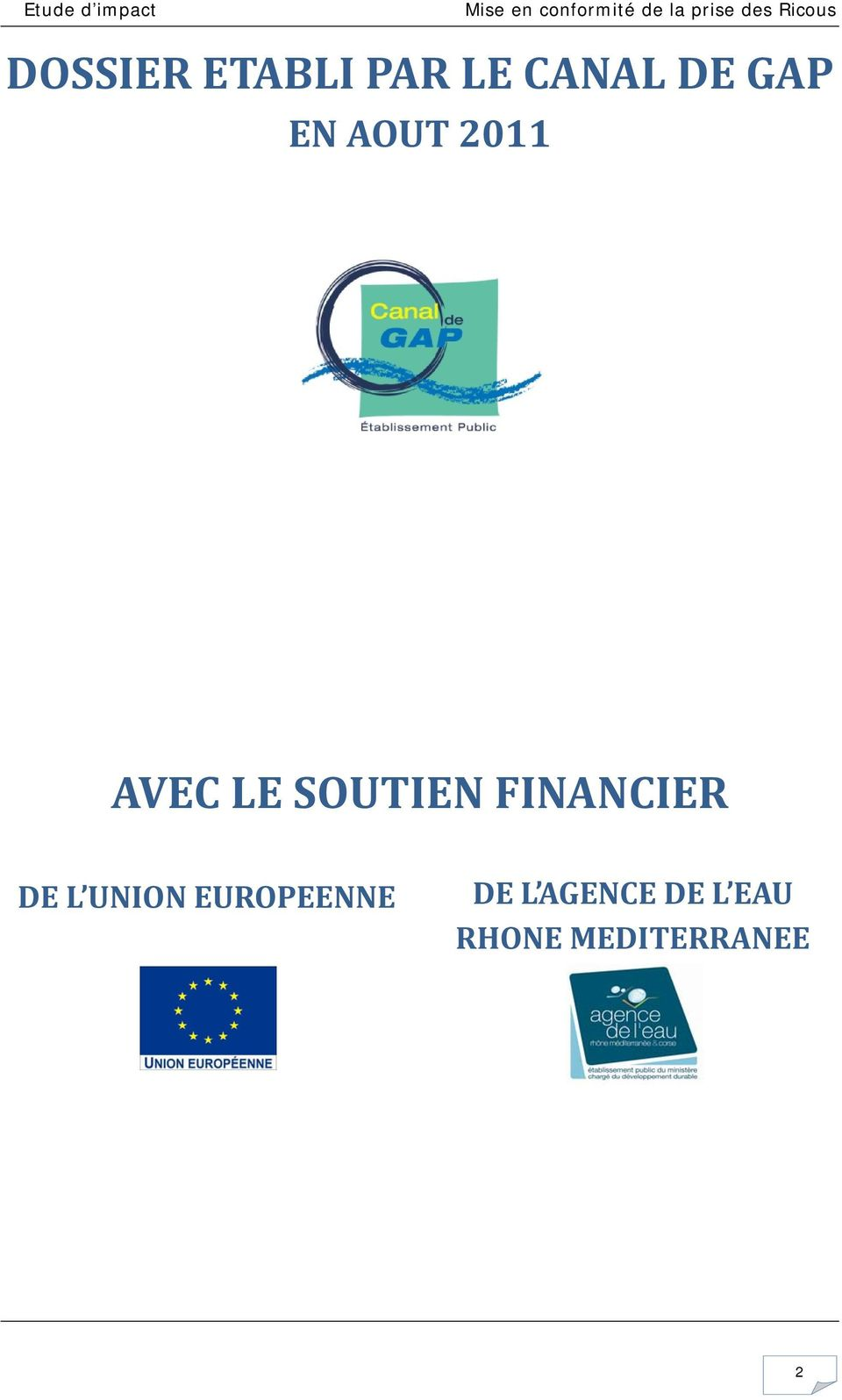 FINANCIER DE L UNION EUROPEENNE DE
