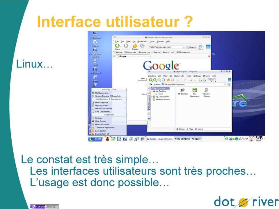 simple Les interfaces