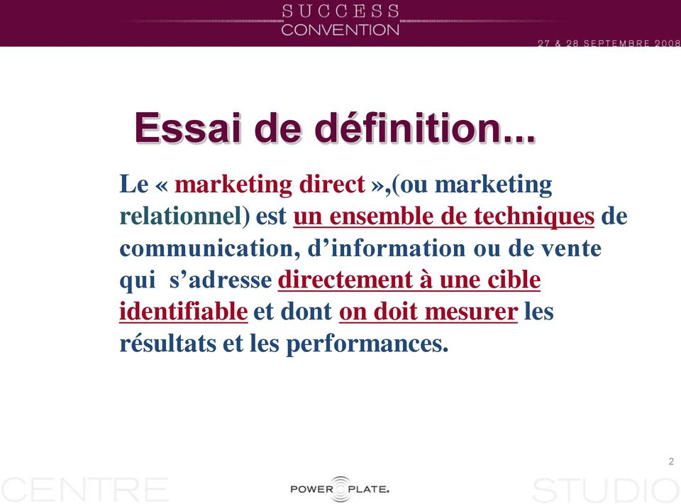 ensemble de techniques de communication, d information ou de