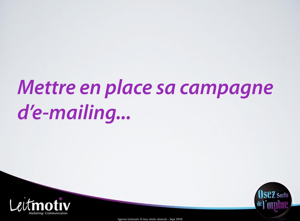 campagne d