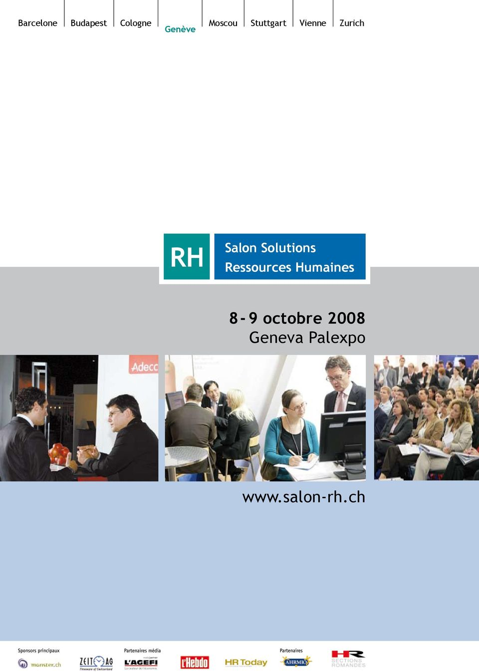 Salon Solutions Ressources
