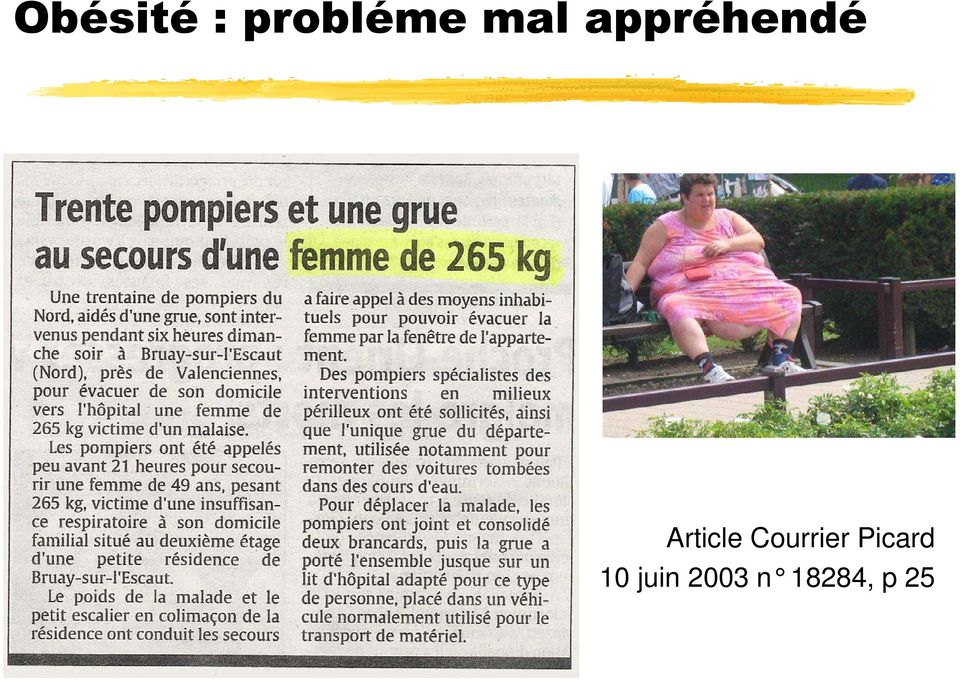 Article Courrier
