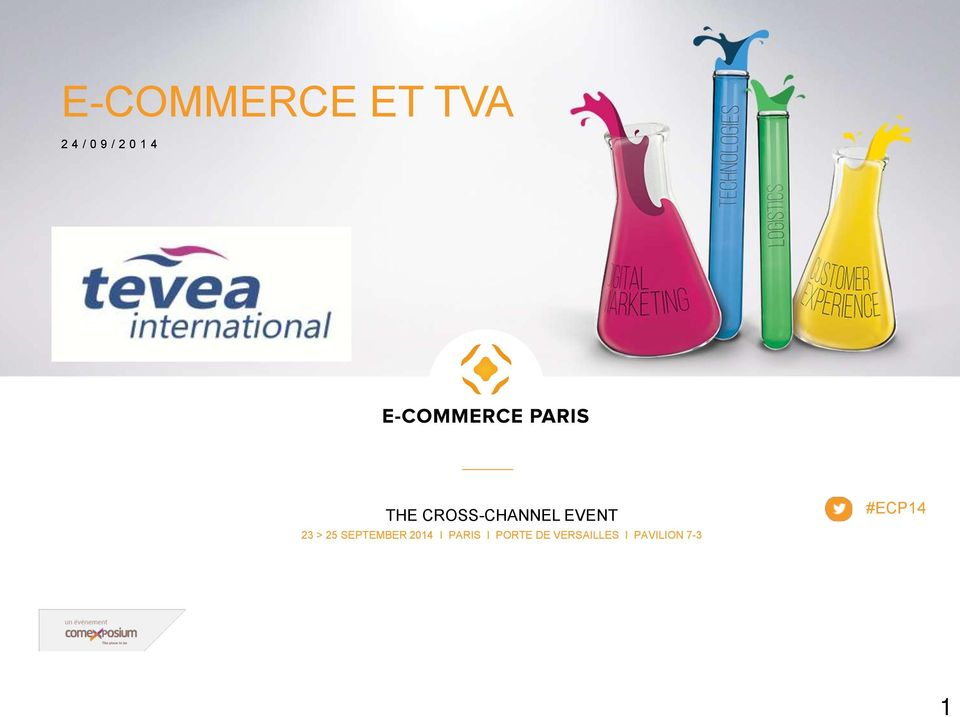 niveau THE CROSS-CHANNEL EVENT 23 > 25 SEPTEMBER