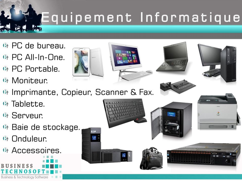 Imprimante, Copieur, Scanner & Fax. Tablette.