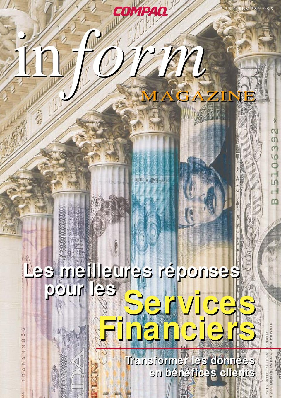 les Services Financiers