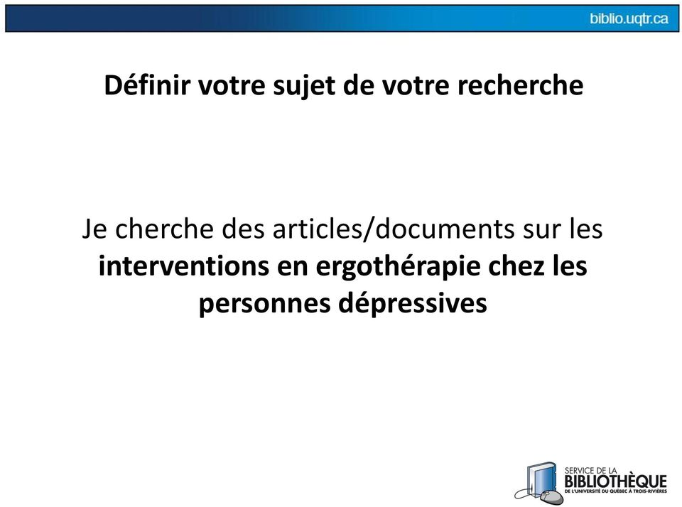 articles/documents sur les